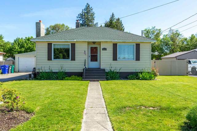 10616 E Mission Ave, Spokane, WA 99206 (#202016327) :: Chapman Real Estate