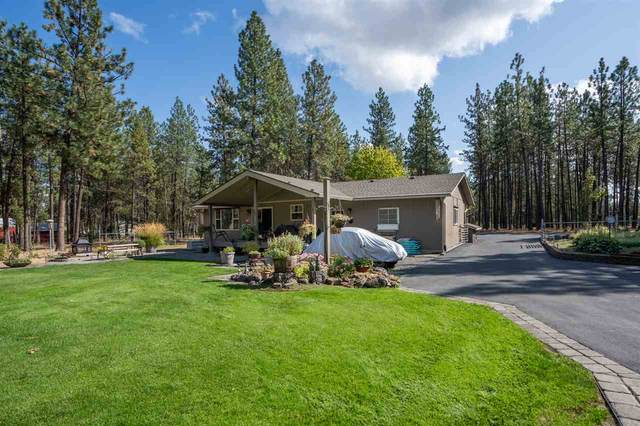 7114 W Melville Rd, Cheney, WA 99004 (#202016336) :: The Hardie Group