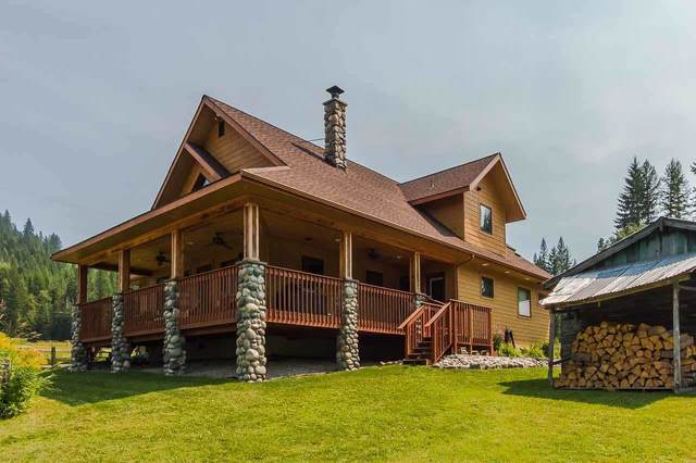 2149 Aladdin Rd, Colville, WA 99114 (#202016339) :: The Hardie Group