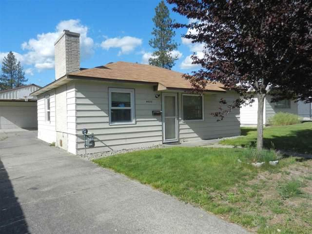 4312 W Sanson Ave, Spokane, WA 99205 (#202016341) :: The Spokane Home Guy Group