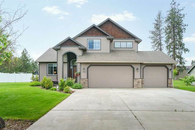 4224 E Pineglen Ln, Mead, WA 99021 (#202016352) :: The Hardie Group