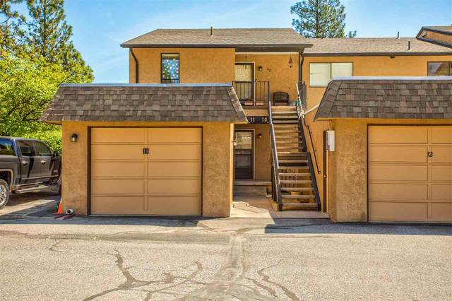 5107 N Argonne Ln #10, Spokane Valley, WA 99212 (#202016353) :: Chapman Real Estate