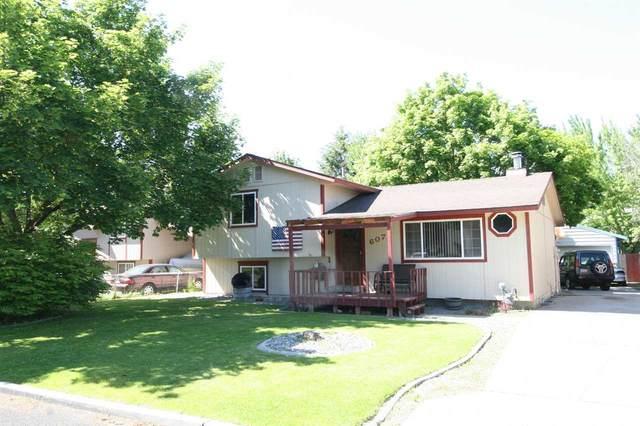 607 E Sierra Ave, Spokane, WA 99208 (#202016360) :: The Synergy Group