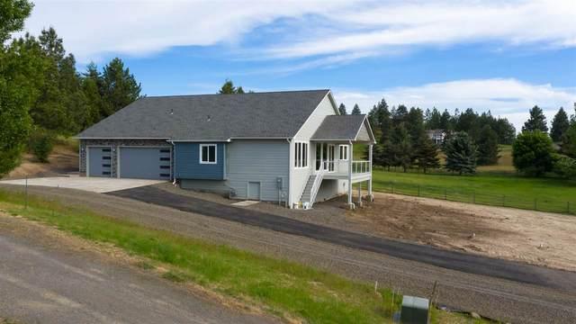 9713 S Garfield Rd, Four Lakes, WA 99004 (#202016361) :: The Hardie Group