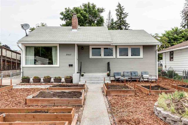 3907 E Fairview Ave, Spokane, WA 99217 (#202016367) :: Prime Real Estate Group