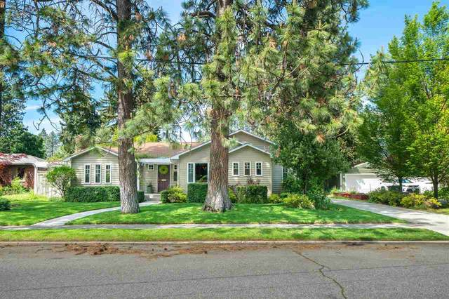 116 W 34 Ave, Spokane, WA 99203 (#202016403) :: The Hardie Group