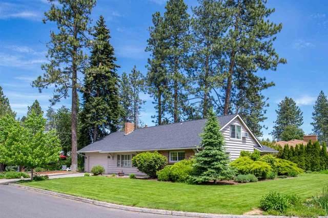 3727 S Browne St, Spokane, WA 99203 (#202016421) :: The Hardie Group