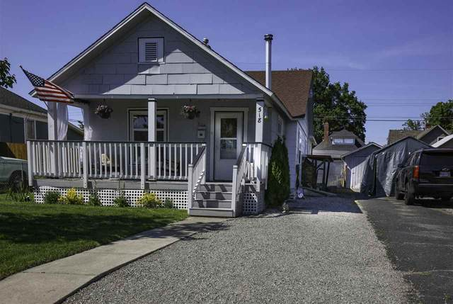 518 W Montgomery Ave, Spokane, WA 99205 (#202016422) :: The Spokane Home Guy Group