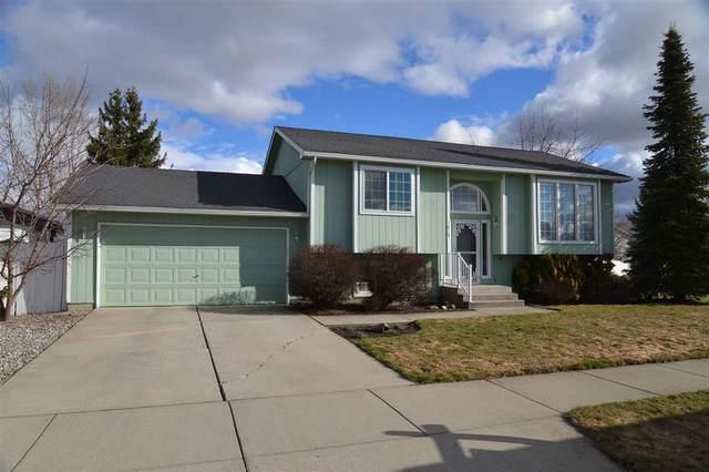 7820 N Debby Lynn Ct, Spokane, WA 99208 (#202016456) :: The Hardie Group