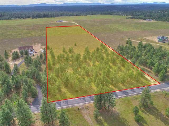 Lot 9 N Bruce Rd, Chattaroy, WA 99003 (#202016457) :: The Hardie Group