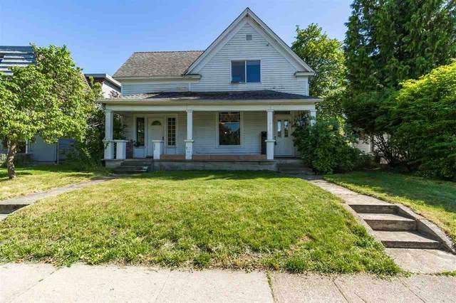 1217 W Maxwell Ave, Spokane, WA 99201 (#202016460) :: RMG Real Estate Network