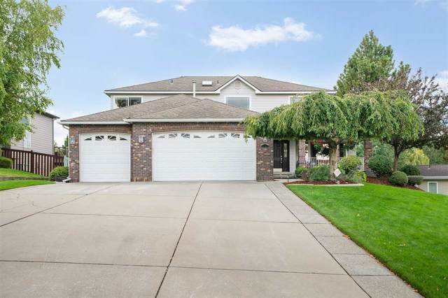 5120 S Bella Vista Dr, Veradale, WA 99037 (#202016464) :: The Synergy Group