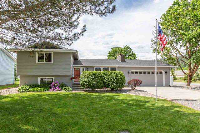 5421 N Evergreen Rd, Spokane Valley, WA 99216 (#202016472) :: The Spokane Home Guy Group