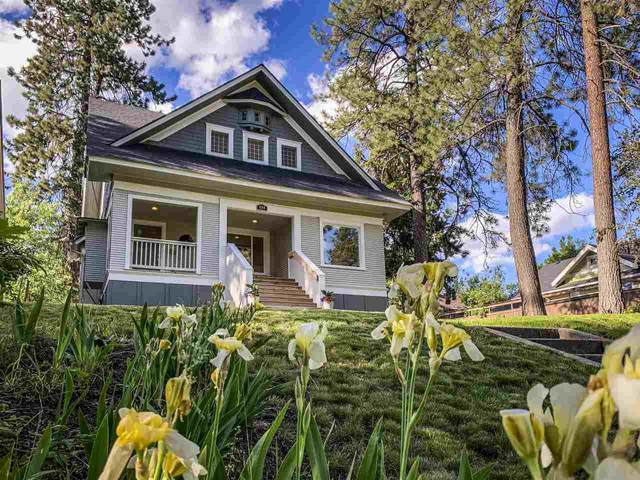 604 W 14th Ave, Spokane, WA 99204 (#202016487) :: The Hardie Group