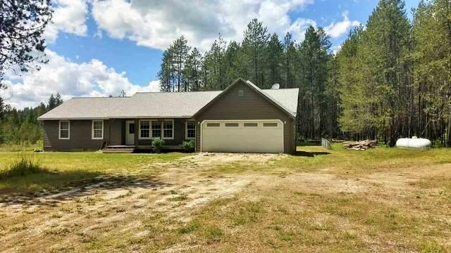 4488 Broken Skillet Way, Springdale, WA 99173 (#202016499) :: Prime Real Estate Group