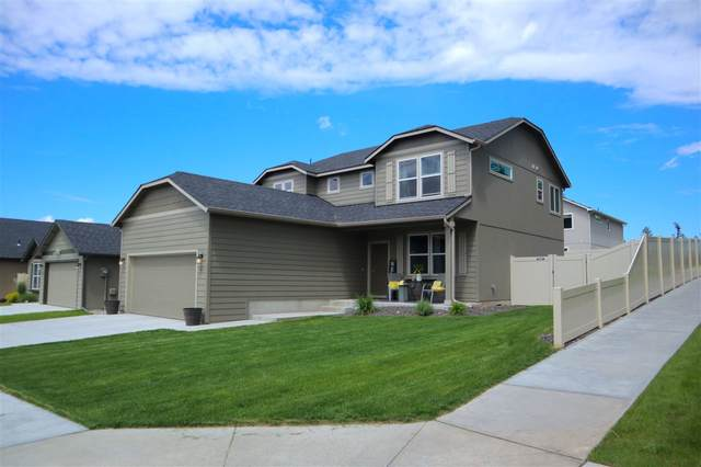 7411 E 15 Ave, Spokane Valley, WA 99212 (#202016501) :: The Hardie Group