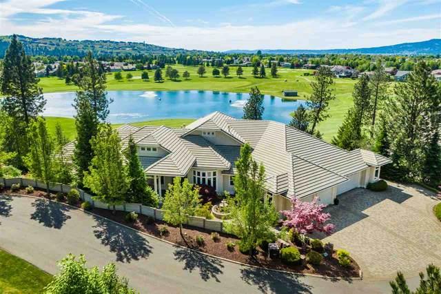 619 N King James Ln, Liberty Lake, WA 99019 (#202016506) :: The Hardie Group