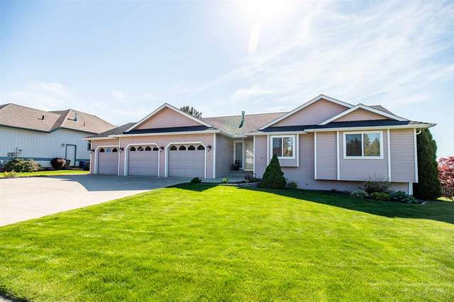 7808 S West Terrace Dr, Cheney, WA 99004 (#202016530) :: The Hardie Group