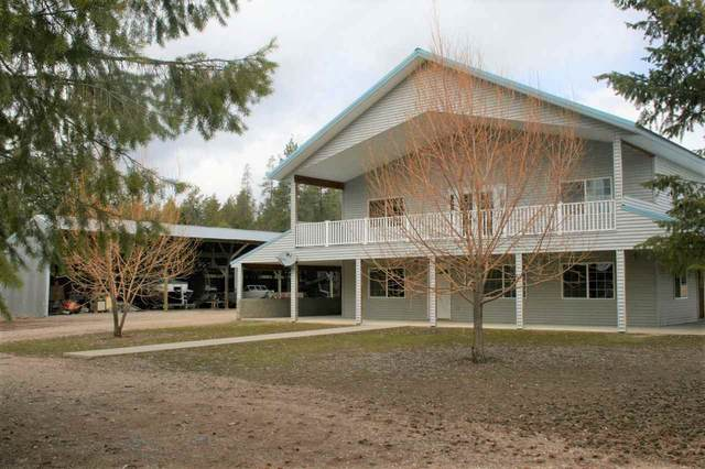 4450 Springdale Hunters Rd, Springdale, WA 99173 (#202016536) :: The Spokane Home Guy Group