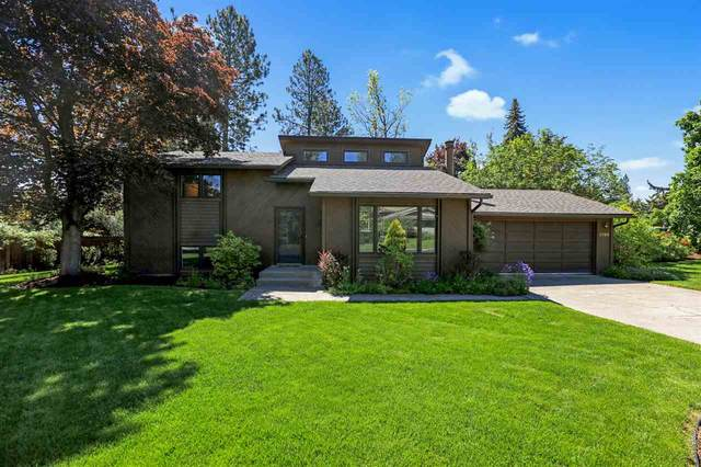 1706 E 50th Ave, Spokane, WA 99223 (#202016560) :: The Hardie Group