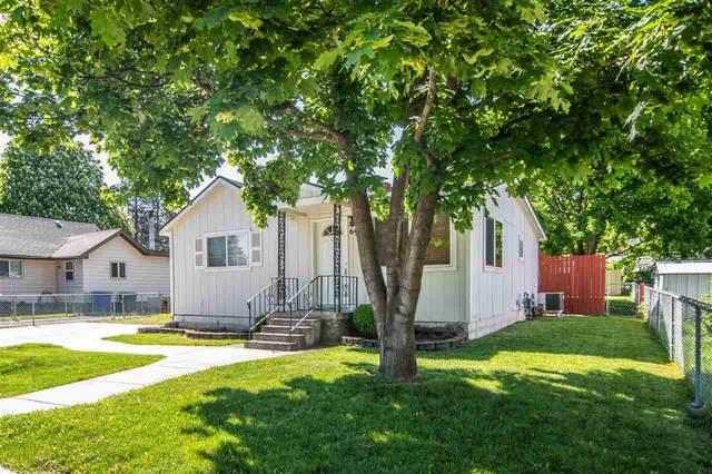 6914 E 6th Ave, Spokane, WA 99205 (#202016563) :: The Hardie Group