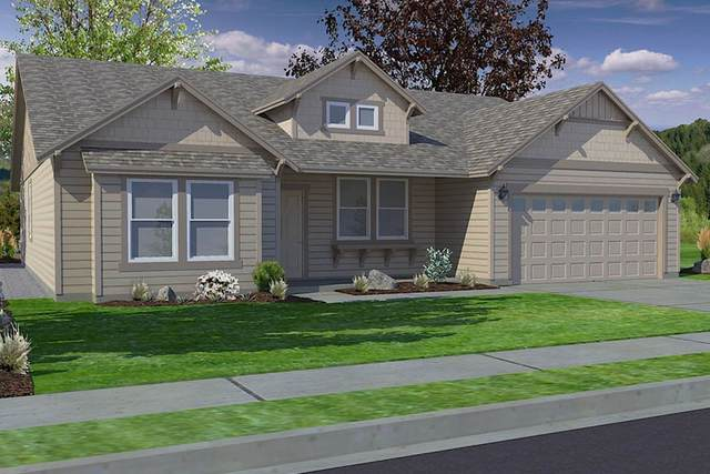 1807 S Beige St Snowbrush, Spokane Valley, WA 99016 (#202016565) :: The Hardie Group