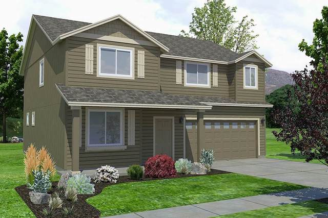 1806 S Beige St Teton, Spokane Valley, WA 99016 (#202016566) :: The Hardie Group