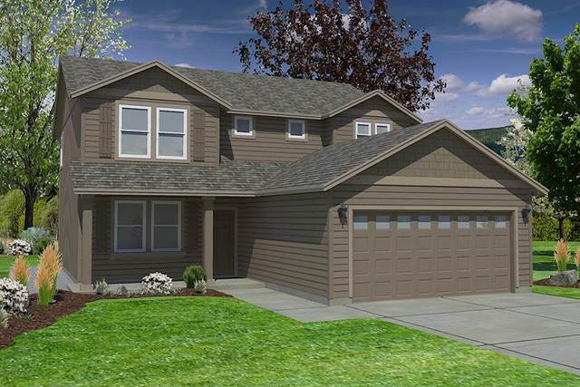 1811 S Beige St Stoneridge, Spokane Valley, WA 99016 (#202016567) :: The Hardie Group