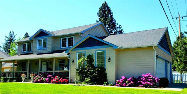 3827 S Old Schafer Rd, Spokane, WA 99206 (#202016583) :: The Hardie Group