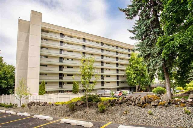 700 W 7th Ave #504, Spokane, WA 99204 (#202016610) :: The Spokane Home Guy Group