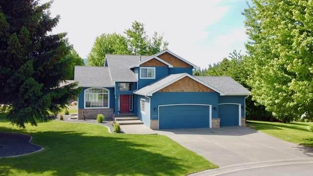 22924 E Prestwick Pl, Liberty Lake, WA 99019 (#202016618) :: The Spokane Home Guy Group