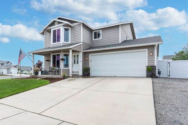 9613 W Nick Ave, Cheney, WA 99004 (#202016621) :: The Synergy Group