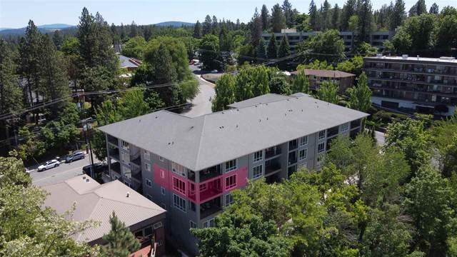 930 S Cowley St #301, Spokane, WA 99202 (#202016629) :: The Hardie Group