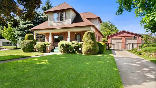 601 E Everett Ave, Spokane, WA 99207 (#202016635) :: The Hardie Group