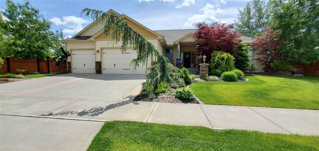2521 W Hawthorne Rd, Spokane, WA 99208 (#202016641) :: Top Agent Team