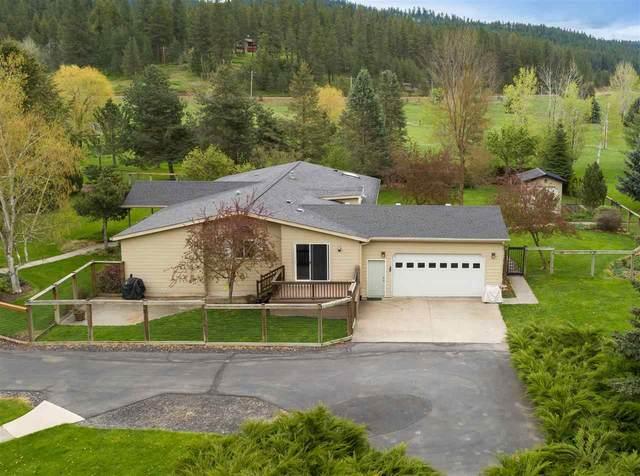 17519 N Mt Spokane Park Dr, Mead, WA 99021 (#202016657) :: The Spokane Home Guy Group