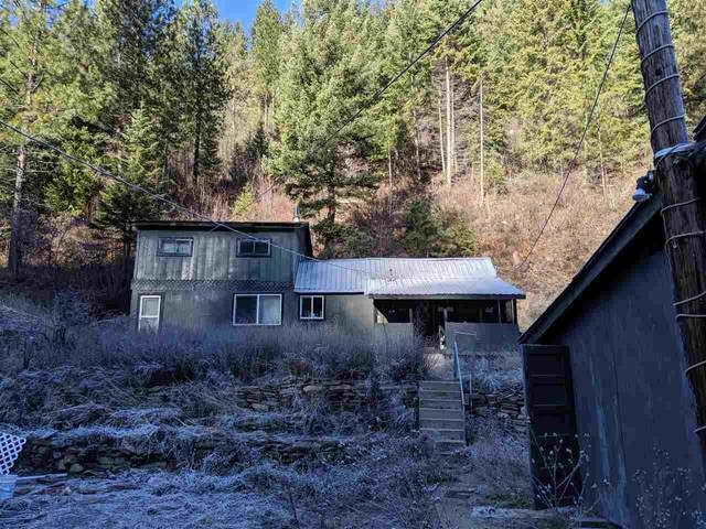 3419 Burke Rd, Wallace, ID 83873 (#202016665) :: The Hardie Group