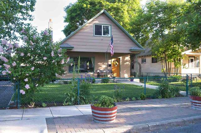 1913 W Mansfield Ave, Spokane, WA 99205 (#202016677) :: The Synergy Group