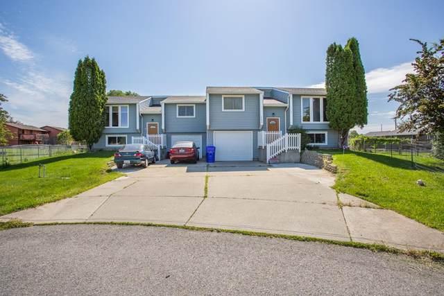 1702 N Glenn Ct 1704 N Glenn Ct, Spokane Valley, WA 99206 (#202016687) :: The Hardie Group