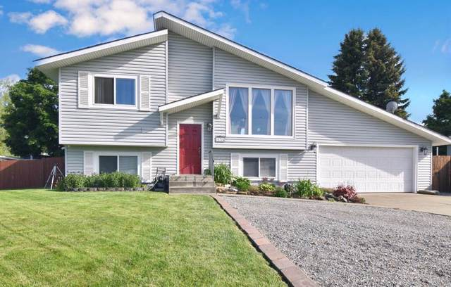 20724 E Gilbert Ave, Otis Orchards, WA 99027 (#202016689) :: The Hardie Group
