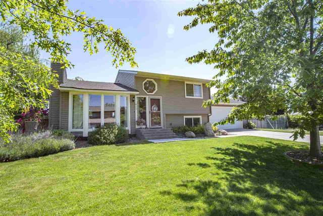 822 N Burns Rd, Spokane Valley, WA 99216 (#202016696) :: The Spokane Home Guy Group