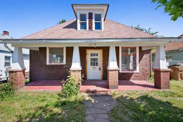 1514 W Spofford Ave, Spokane, WA 99205 (#202016704) :: RMG Real Estate Network