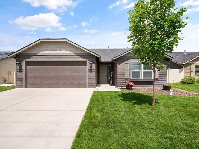 18913 E Buckeye Ave, Spokane Valley, WA 99027 (#202016707) :: The Hardie Group