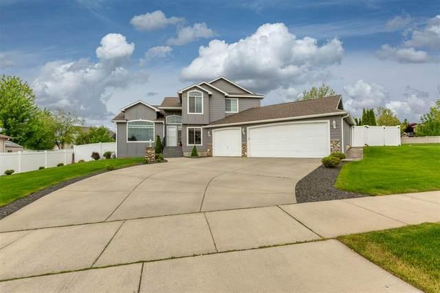 2308 S Viewmont Dr, Greenacres, WA 99016 (#202016869) :: Top Spokane Real Estate