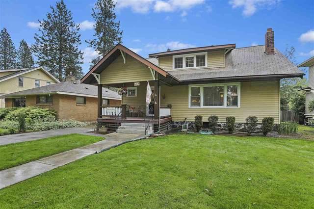 609 W 17th Ave, Spokane, WA 99203 (#202016920) :: Chapman Real Estate
