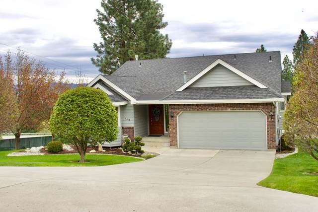 5316 N Riblet View Ln, Spokane Valley, WA 99212 (#202016938) :: Five Star Real Estate Group