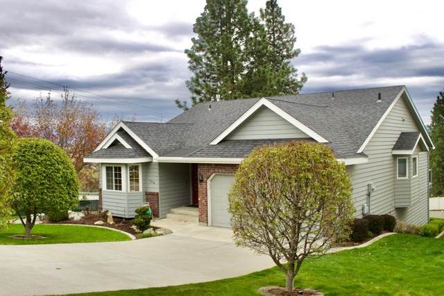 5316 N Riblet View Ln 5316 N Riblet V, Spokane Valley, WA 99212 (#202016940) :: Five Star Real Estate Group