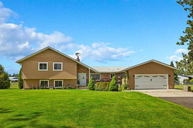 27103 N Cottonwood Rd, Chattaroy, WA 99003 (#202016957) :: Top Spokane Real Estate