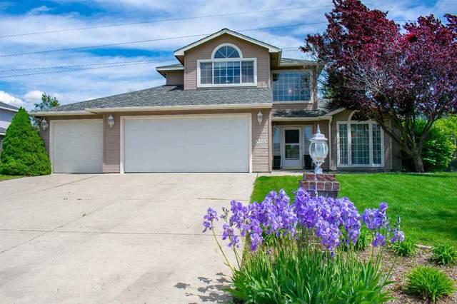 5205 S Julia St, Spokane, WA 99223 (#202016988) :: Prime Real Estate Group