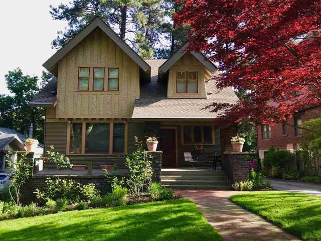458 W 21st Ave, Spokane, WA 99203 (#202017026) :: Chapman Real Estate